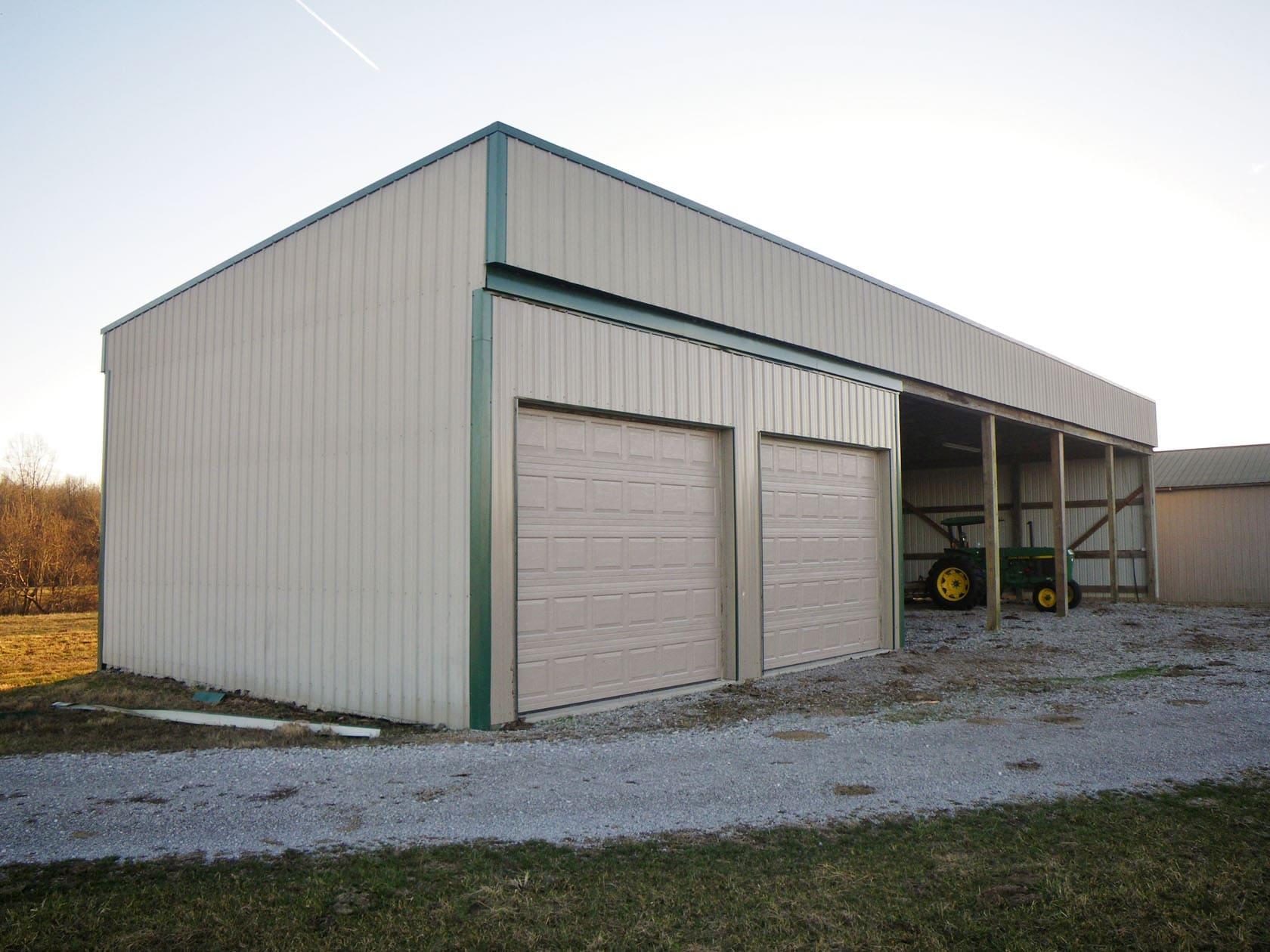 Roaring Paunch Cattle Farm farm operation buildings 1