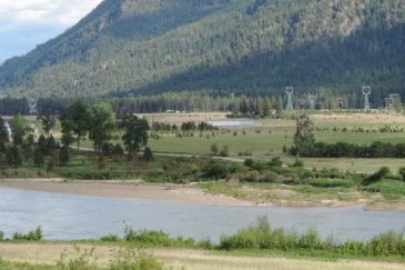 Clark Fork River Retreat Montana Property