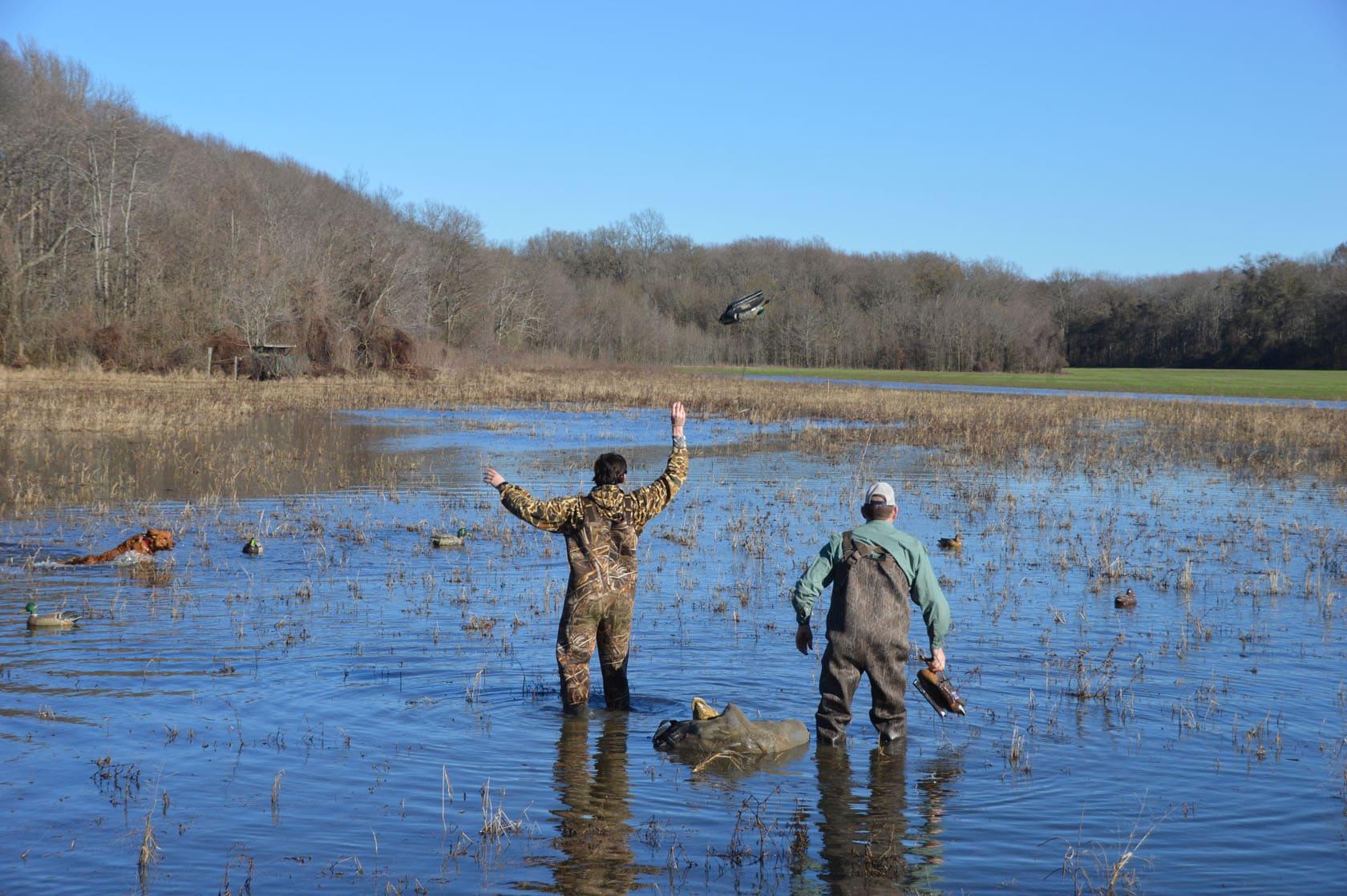 Mallard Rest Mississippi Fishing