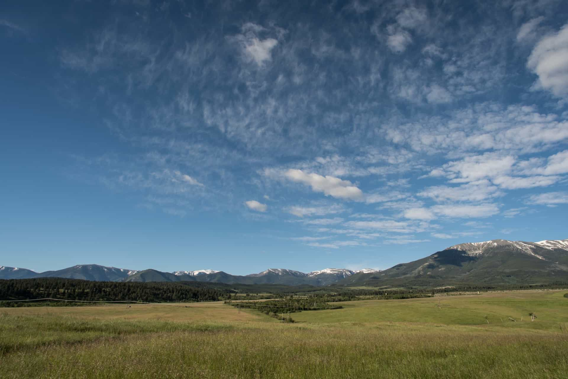 elk ridge ranch land for sale montana mountains view pretty