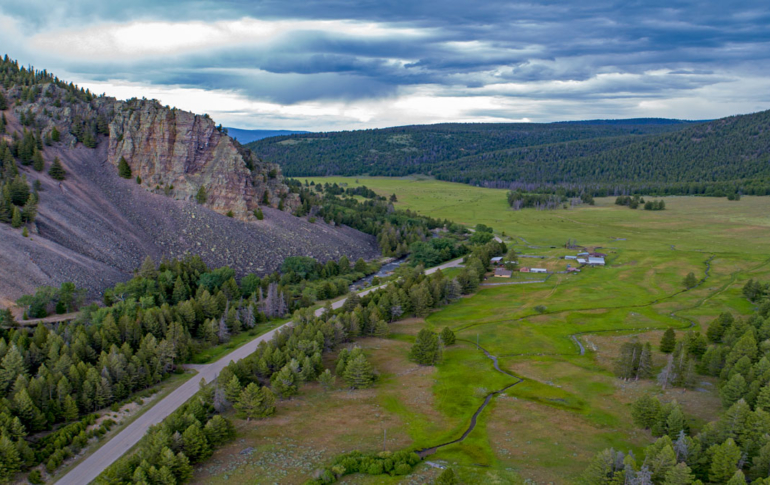 montana ranch land for sale eagle rock ranch on the wise river