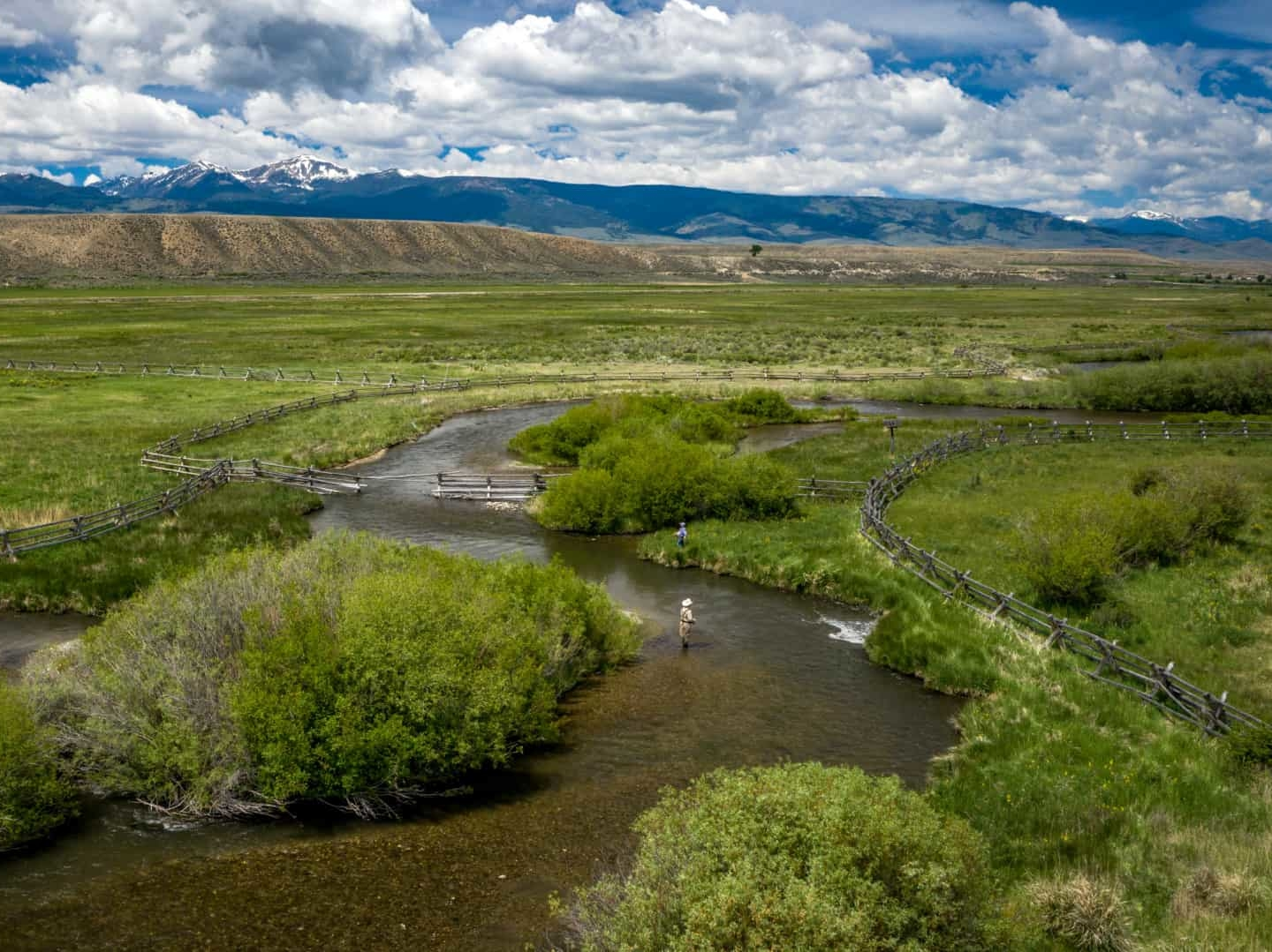 live water idaho little eight mile creek ranch lemhi river