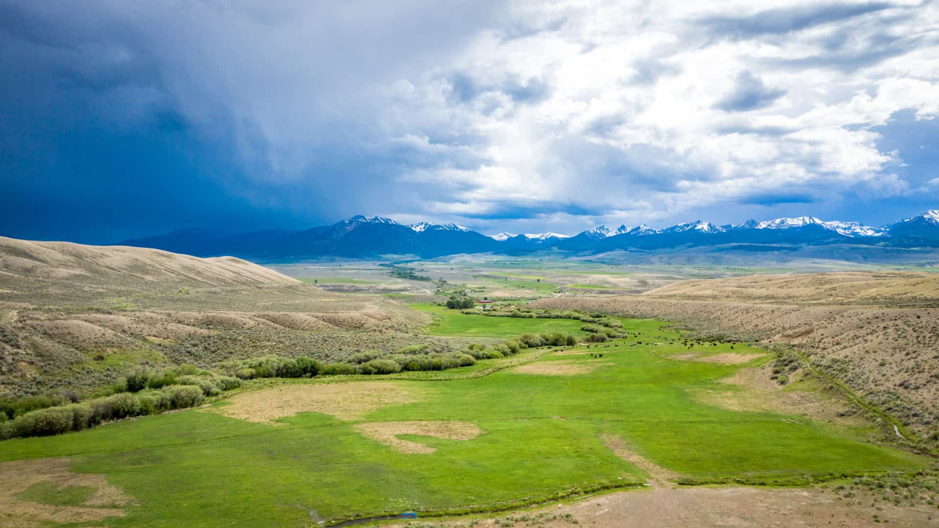 pristine nature idaho little eight mile ranch lemhi river