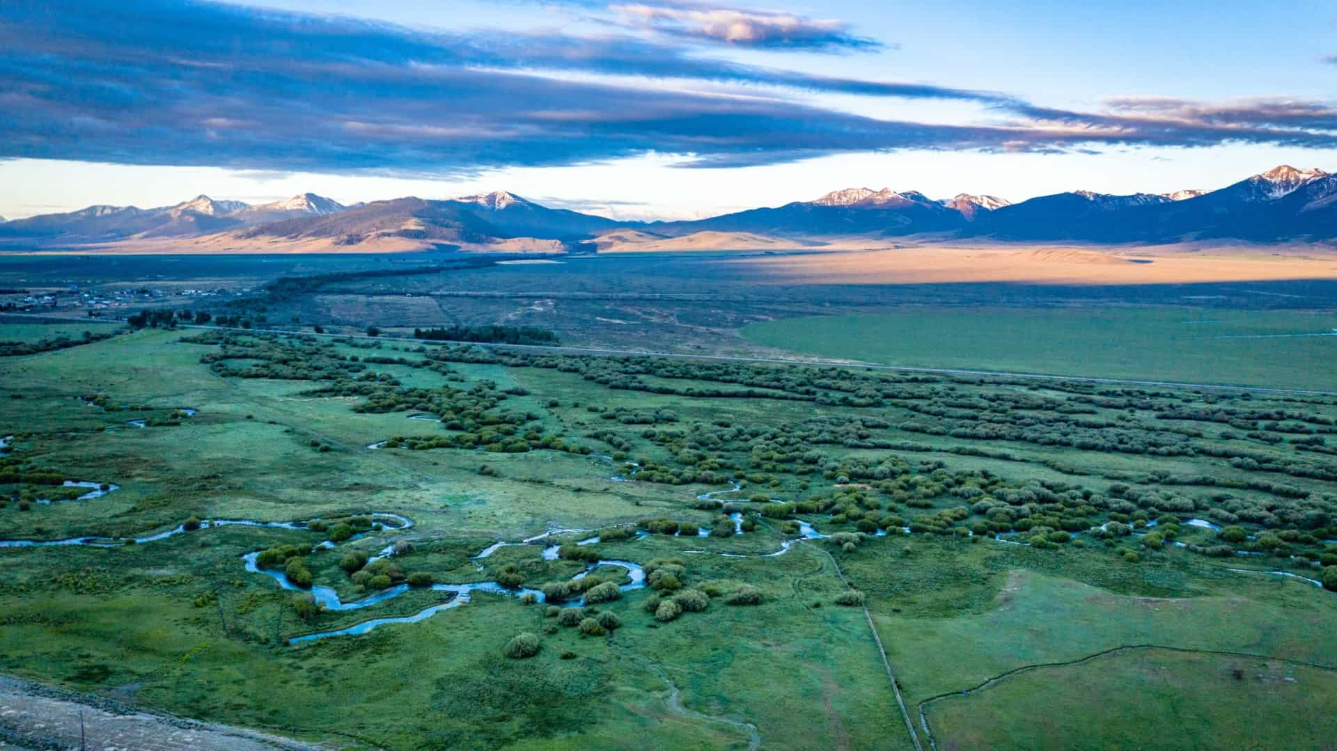waterfowl hunting land for sale idaho little eight mile ranch
