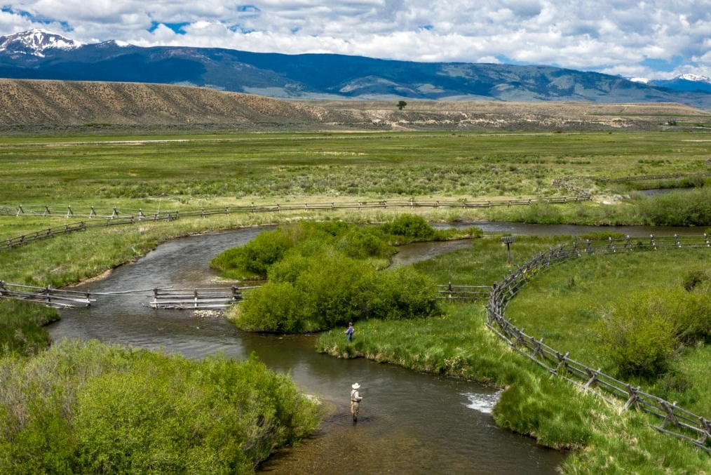 idaho ranch for sale little eight mile creek lemhi river