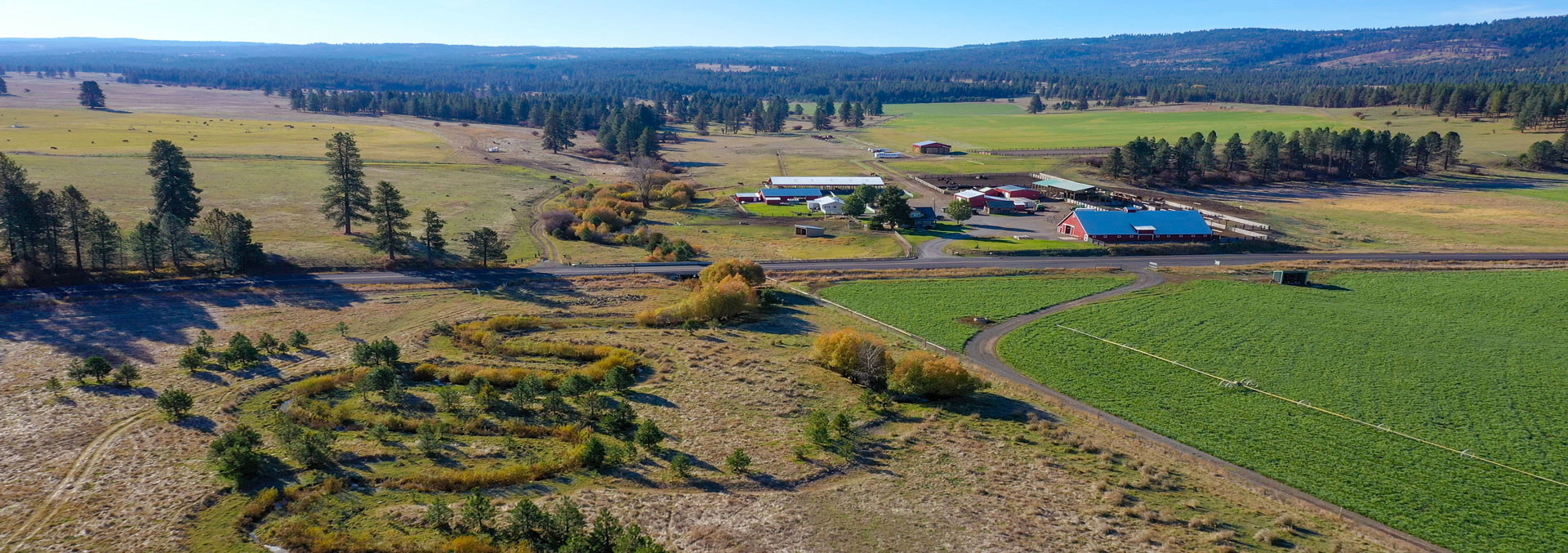 oregon ranch land for sale bear creek valley ranch