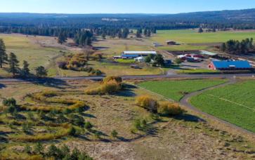 Oregon Ranch Land for Sale Bear Creek Valley Ranch