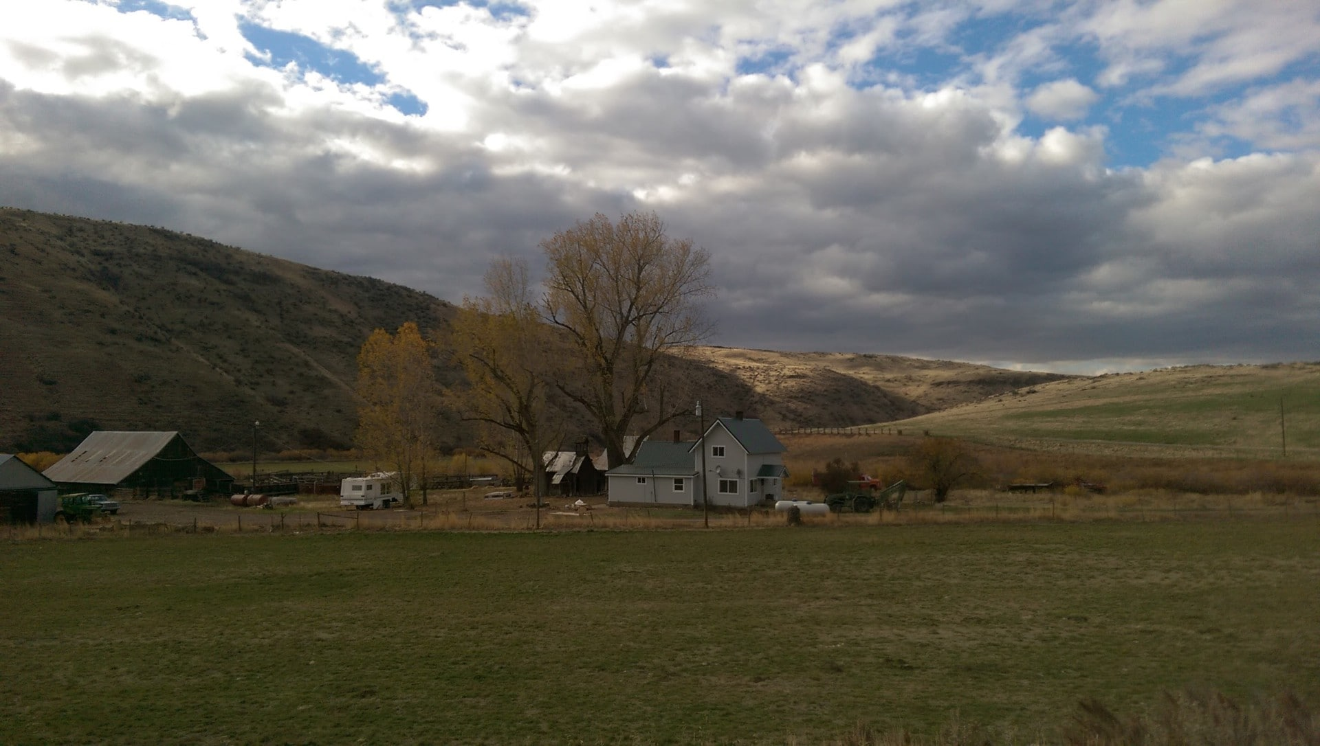Second Home Idaho Silver Sage Ranch