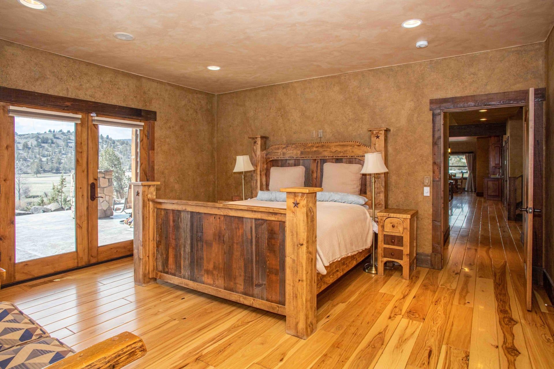 master bedroom oregon mckay creek ranch