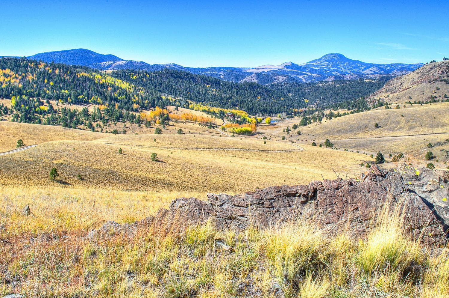 Hunting Property Colorado Circle E Ranch