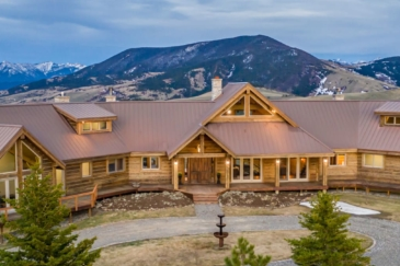 Montana Ranch For Sale Sky Ranch