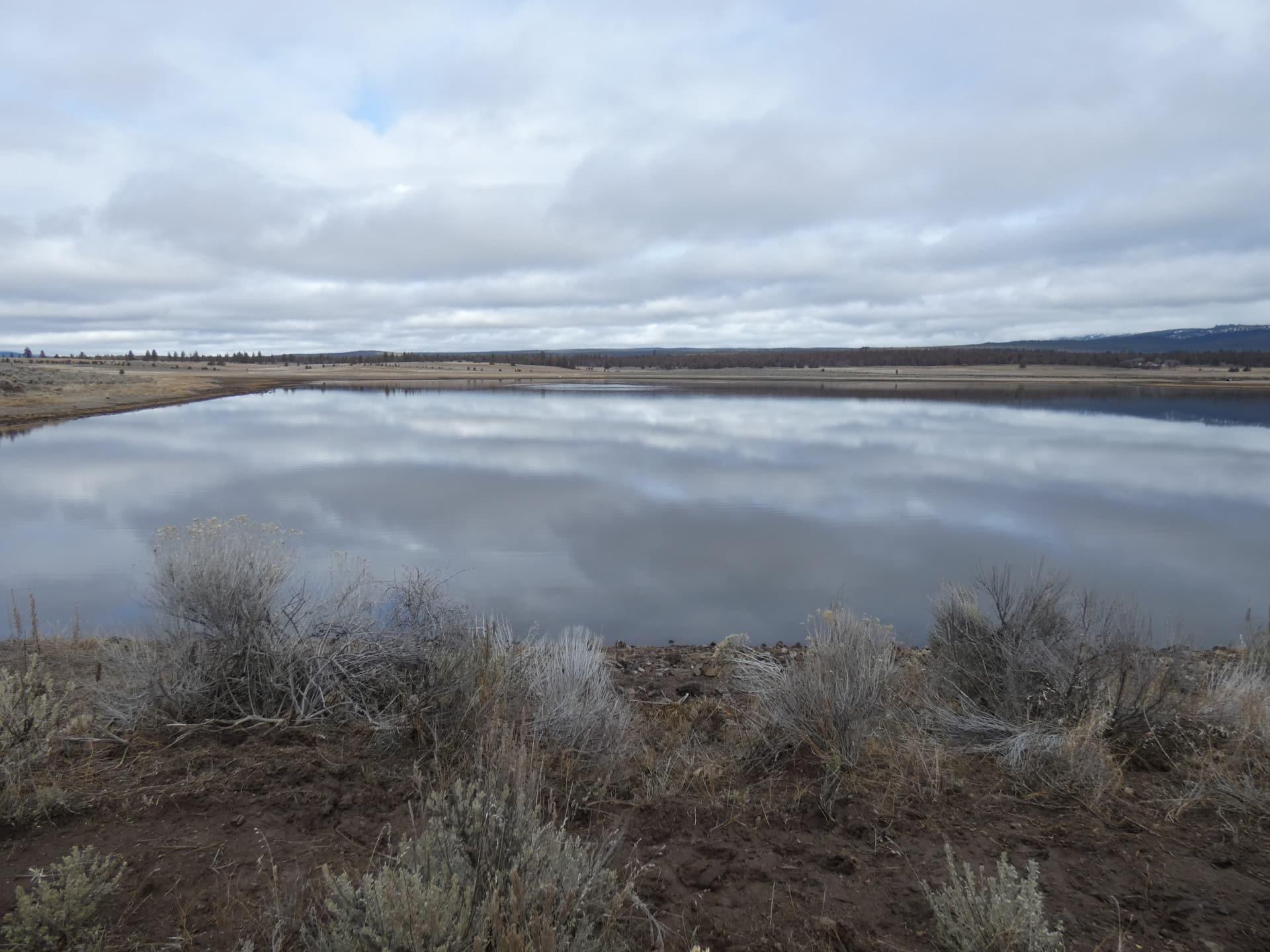 50 Acre Reservoir Oregon BK Ranch