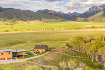 Ranch For Sale Bear Creek Estate Cameron Montana