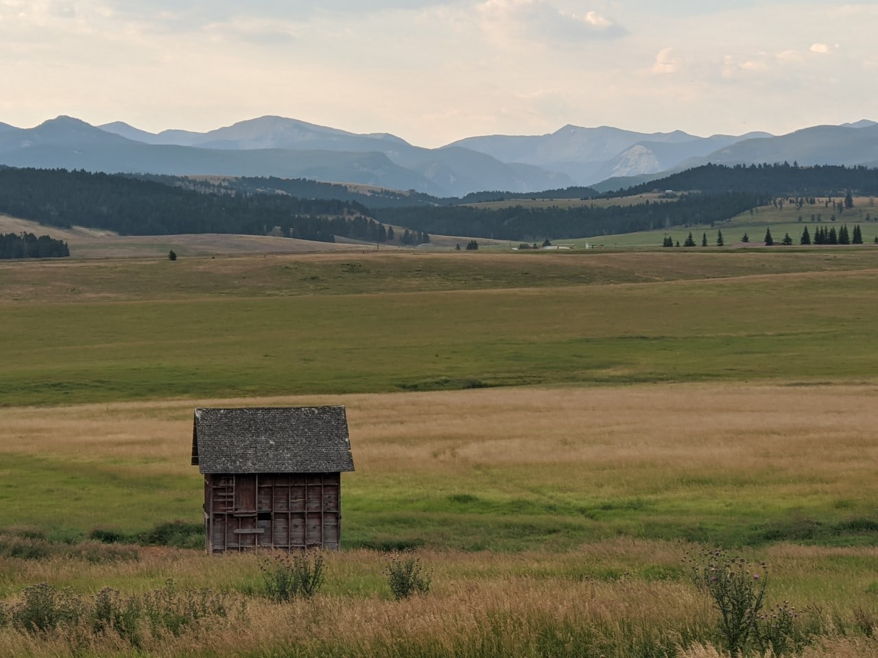 hay meadow montana mungas ranch