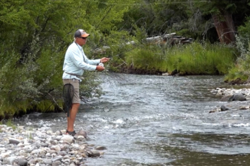 Wyoming Fly Fishing Property For Sale Rocking Chair Ranch