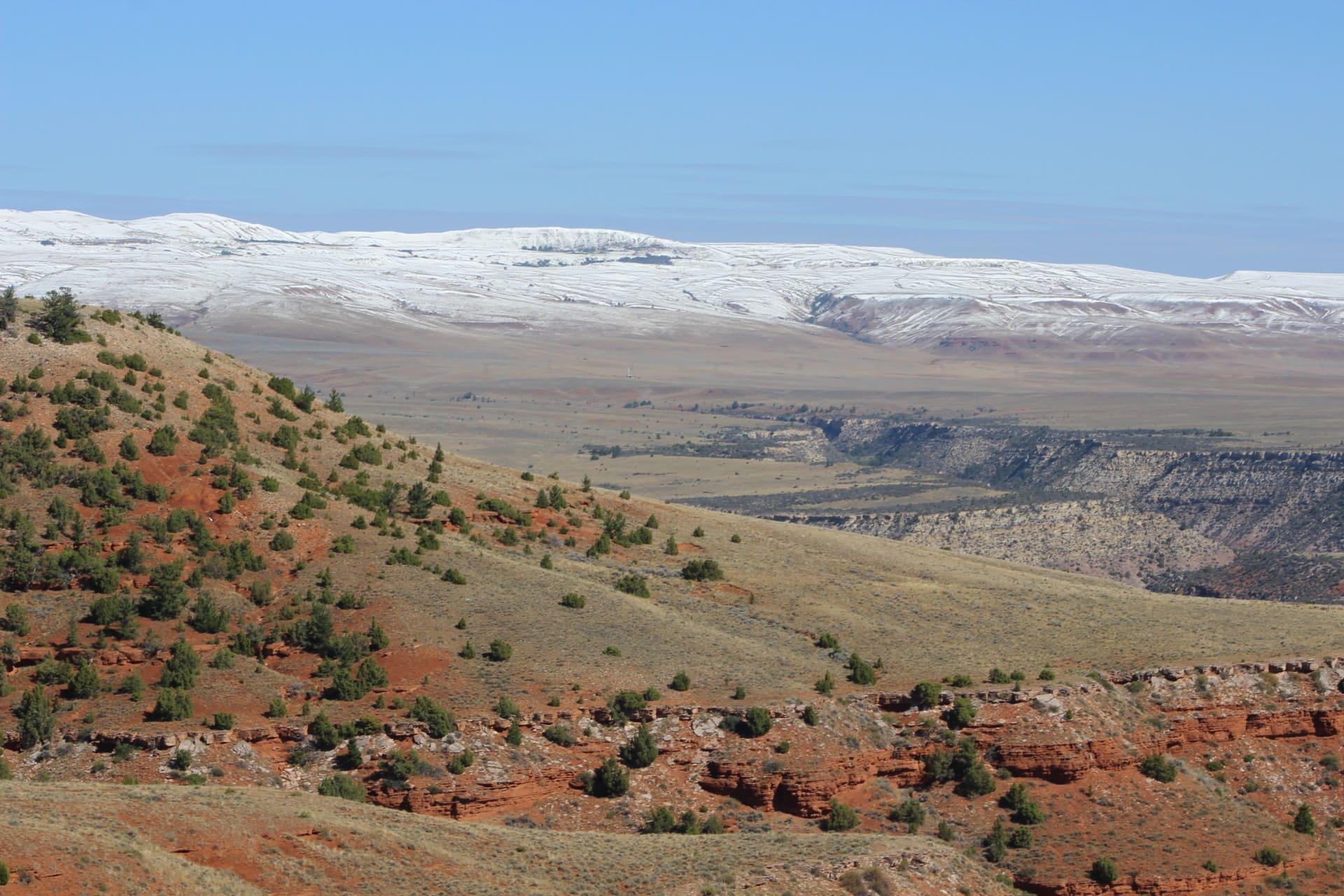 draw montana pryor mountains outlaw ranch