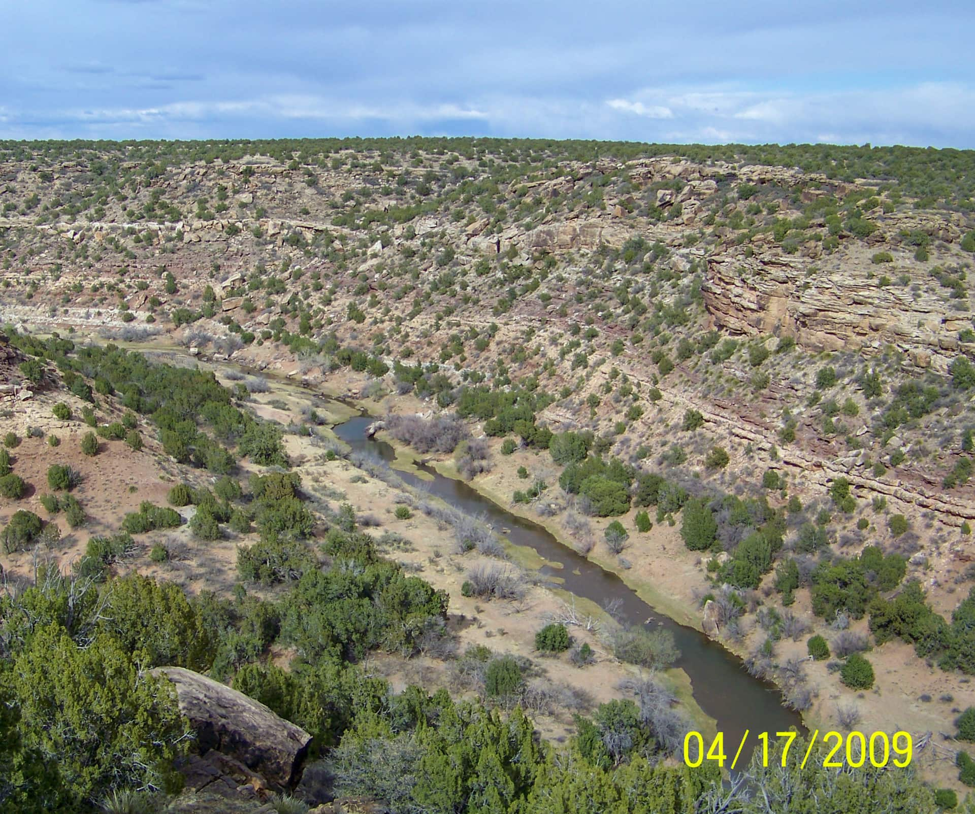 river view on the ledge new mexico cottonwood springs north
