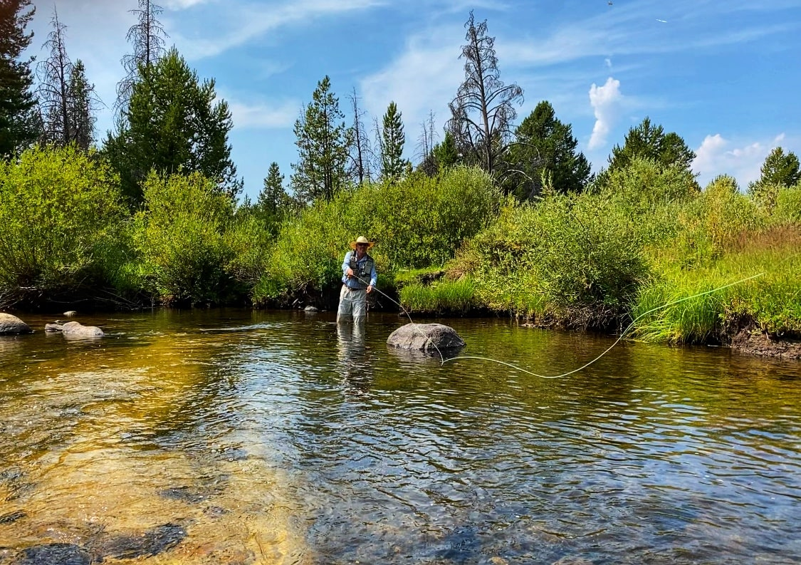 Fly Fishing Ranch For Sale Montana Arrow Ranch