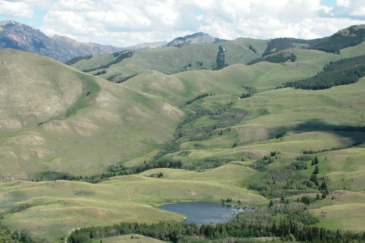 Large Ranch For Sale Montana Dome Mountain Ranch-Cover