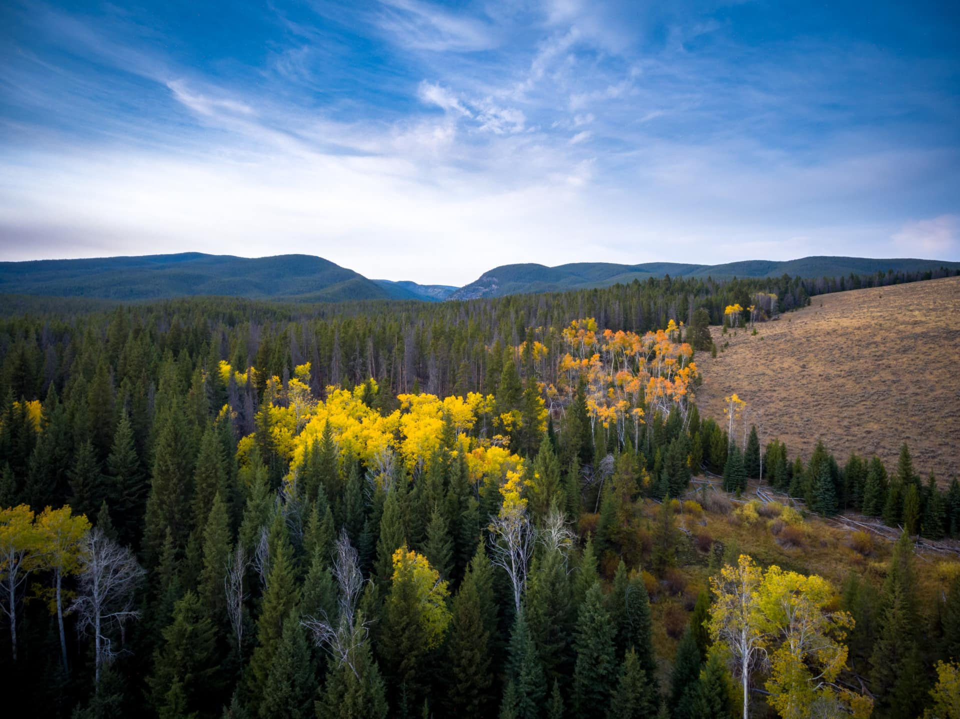 Upper Big Hole Valley Ranch For Sale Montana Arrow Ranch