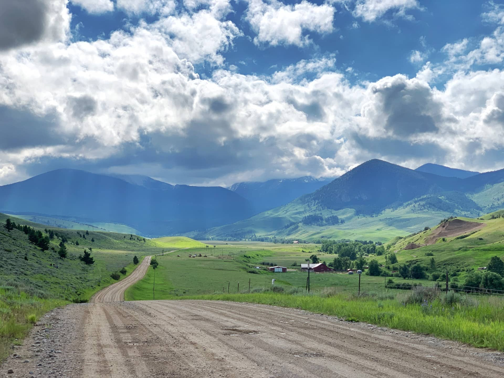 Wide Open Spaces For Sale Montana Sternad Ranch