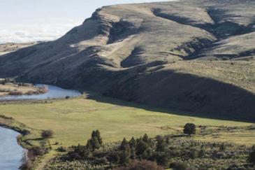 oregon ranch for sale maurer ranch on the john day river