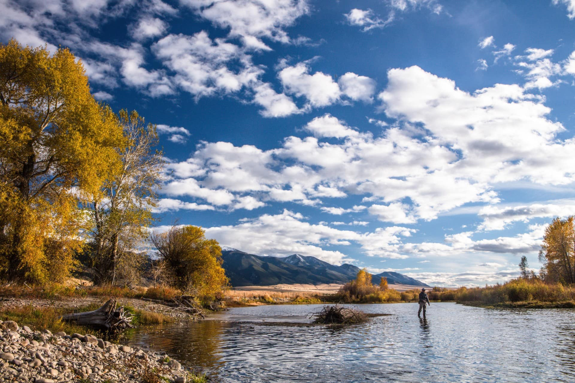 fly fishing montana jefferson springs ranch